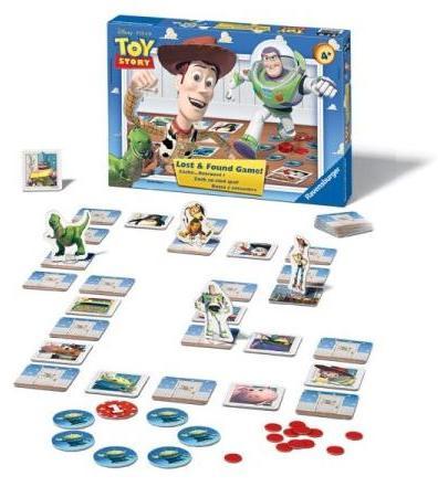 Toy Story társasjáték