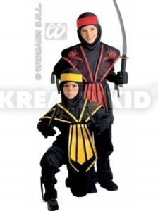 harcos Ninja jelmez