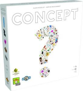 Concept asszociációs társasjáték