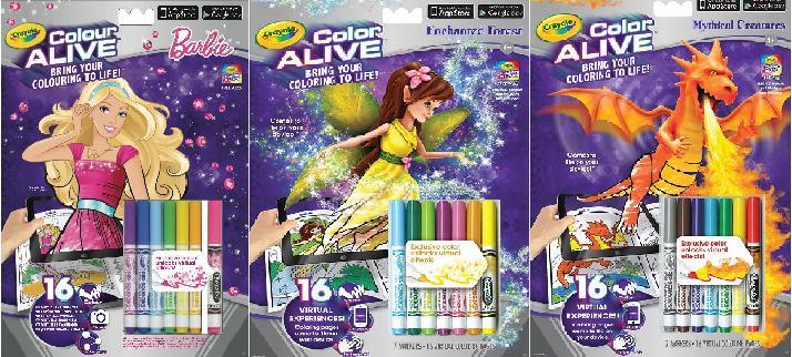 color alive 3 együtt