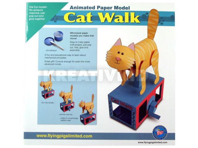 mozgó-macska